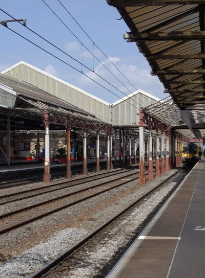 West Coast Main Line Area A: Signalling Supplies Upgrade