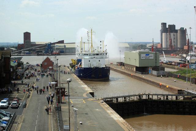 A160 /A180 Port of Immingham Improvements