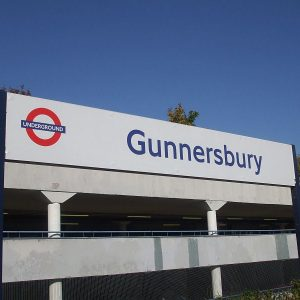 London Overground TPWS Richmond to Gunnersbury GRIP 5-8