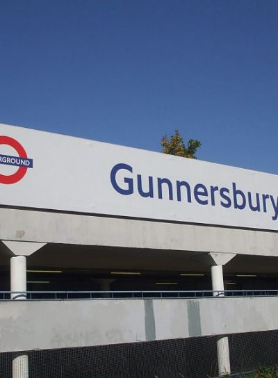 London Overground TPWS Richmond to Gunnersbury GRIP 5-8
