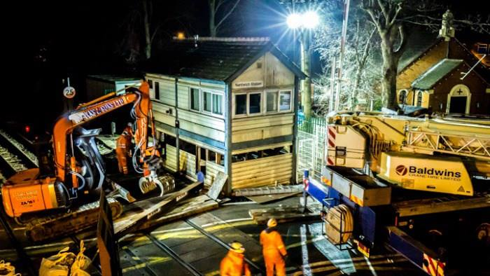 Our Signal Box history
