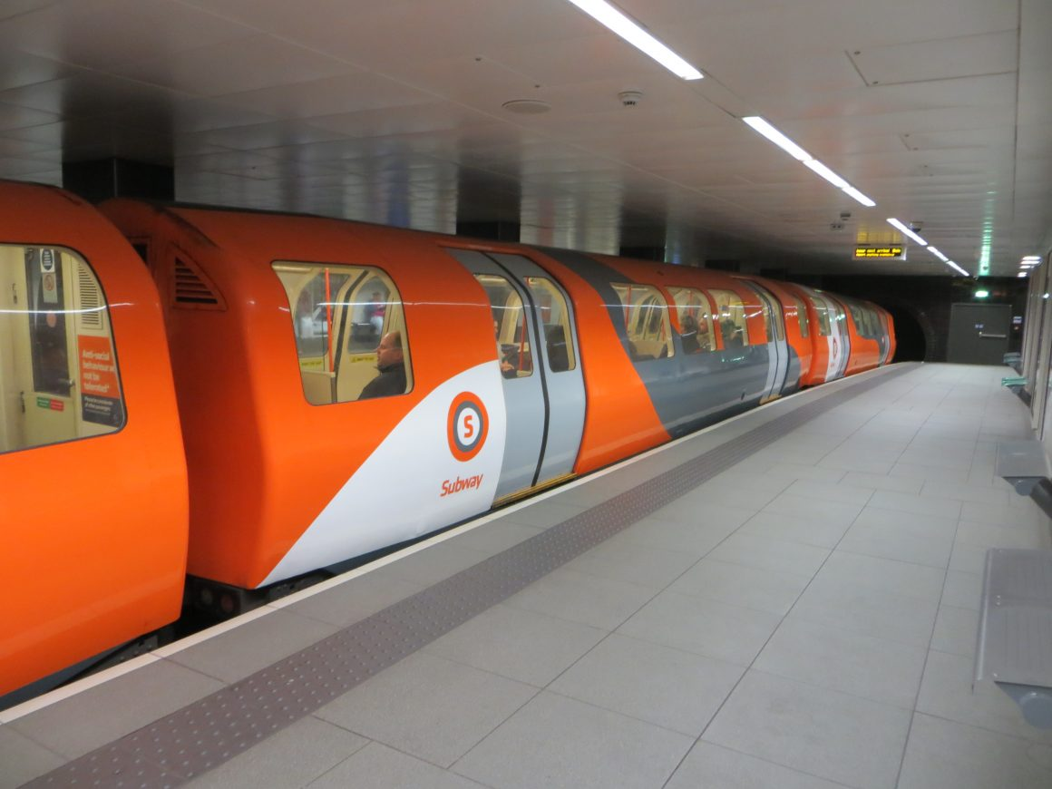 Glasgow Subway Modernisation