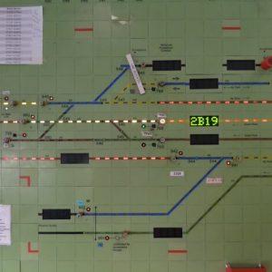 Southampton Freight Train Lengthening