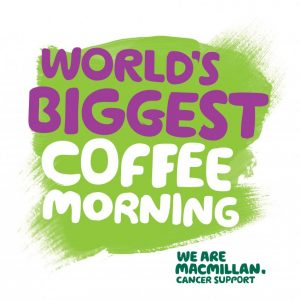 Here's to Brew: Macmillian's Biggest Coffee Morning
